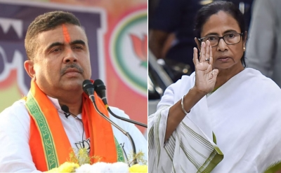 WB election : TMC 214, BJP 76, COng & others 0